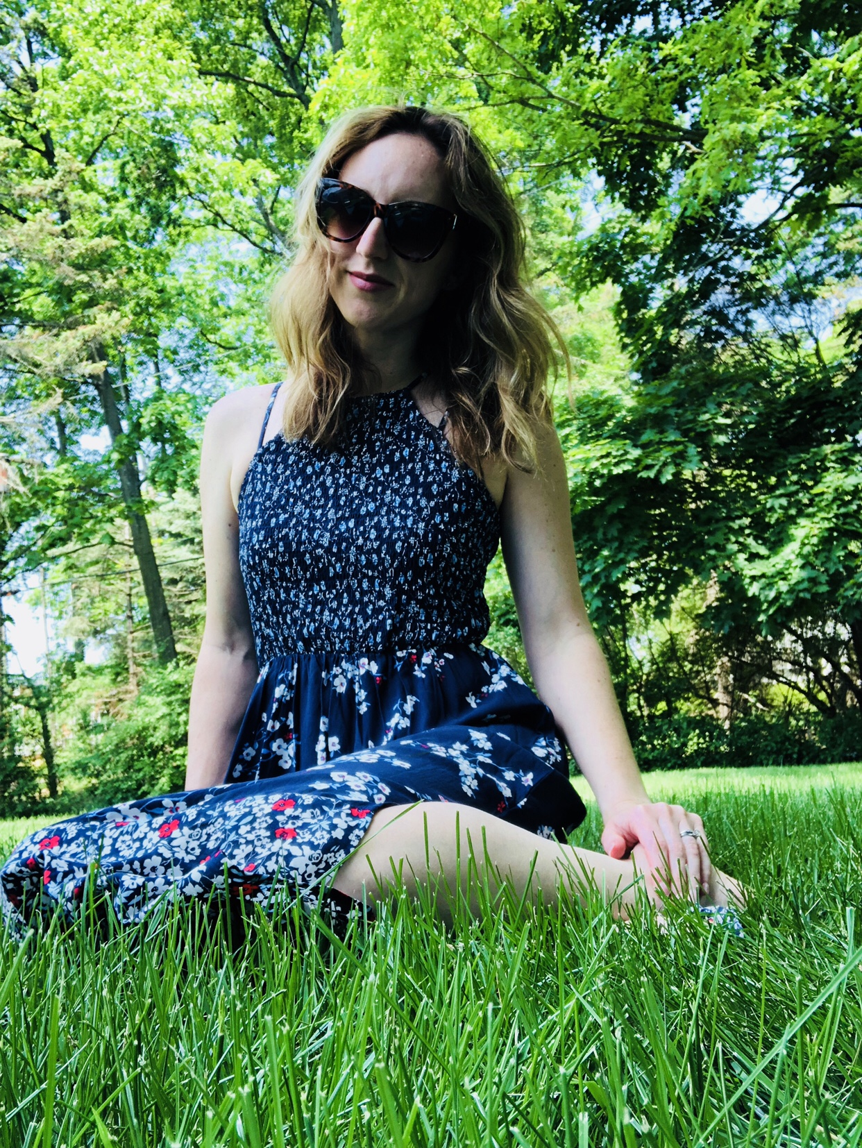 Why you need a maxi dress for summer #summerstyle #maxidress