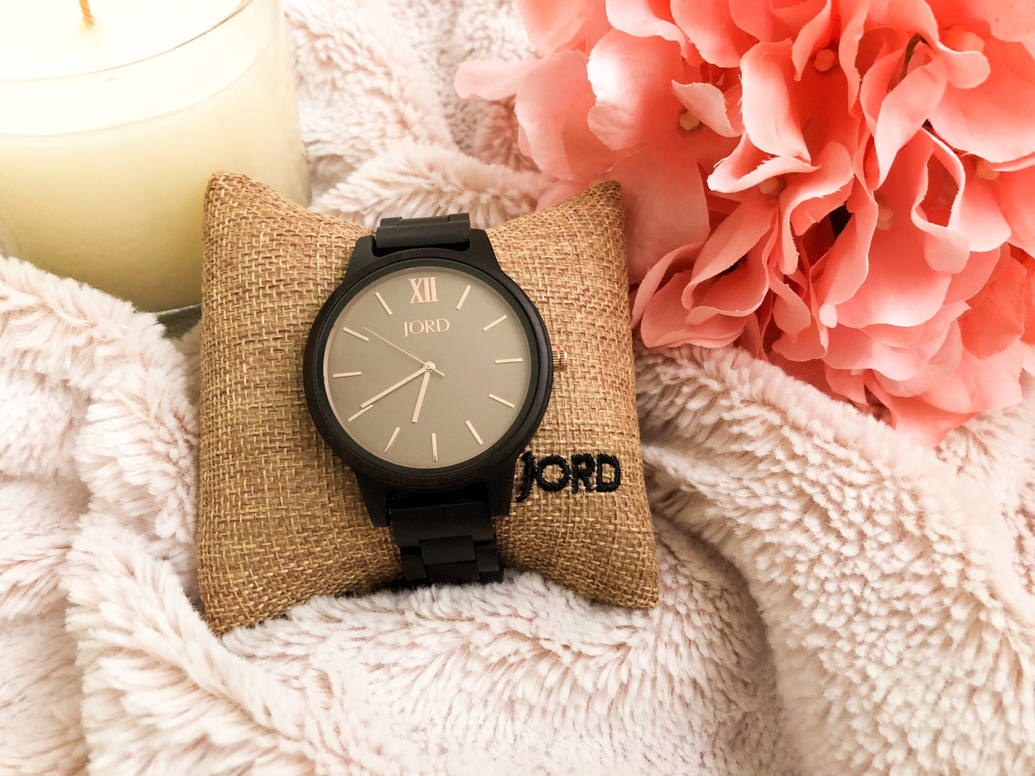A favorite everyday accessory plus a giveaway #jordwatch #woodenwatches