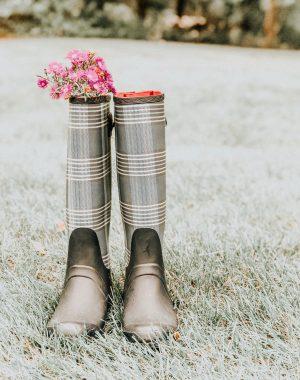 Cute Rain Boots #rainboots #fallfashion #fallstyle #rainydays