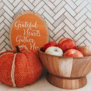 Daily Splendor Life and Style Blog   Friday Splendors 10/19 #fallstyle #homedecor #warmandcozy #autumn