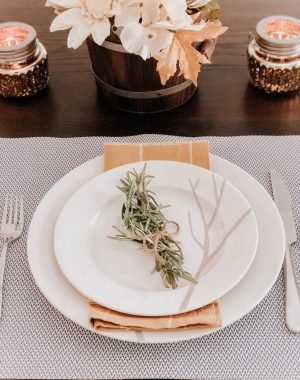 Friday Splendors | Thanksgiving Table Setting | Daily Splendor #thanksgiving #tablesetting #holidayentertaining