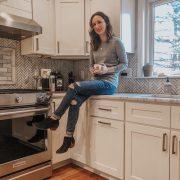 Focuses for 2019 #goals #resolutions #newyears #whitekitchen #kitcheninspo