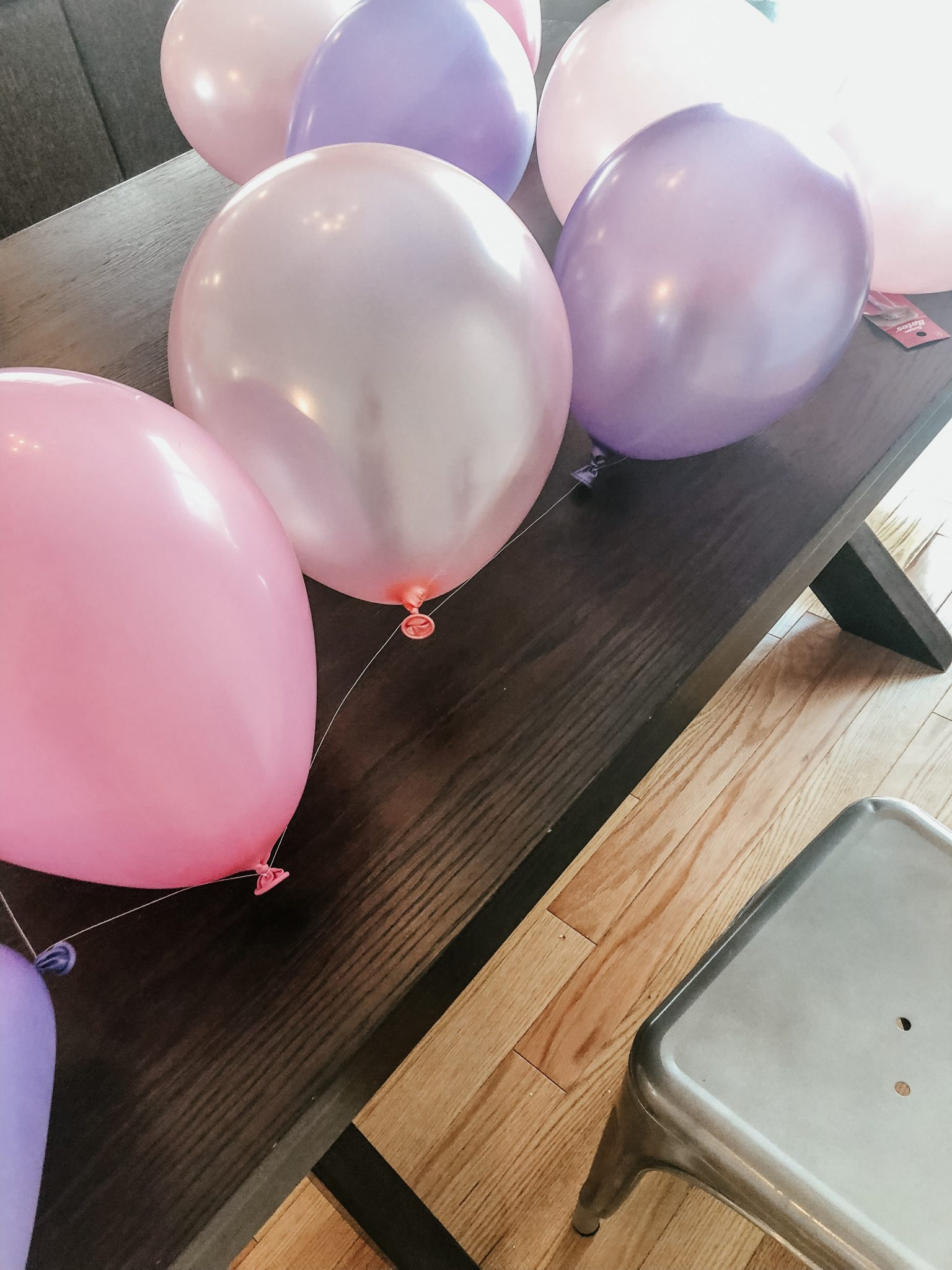 Parties made easy | Daily Splendor Life and Style Blog | Balloons| birthday party, girls party, party box, party decorations #birthdaydecorations #partysupplies #balloongarland #sponsored