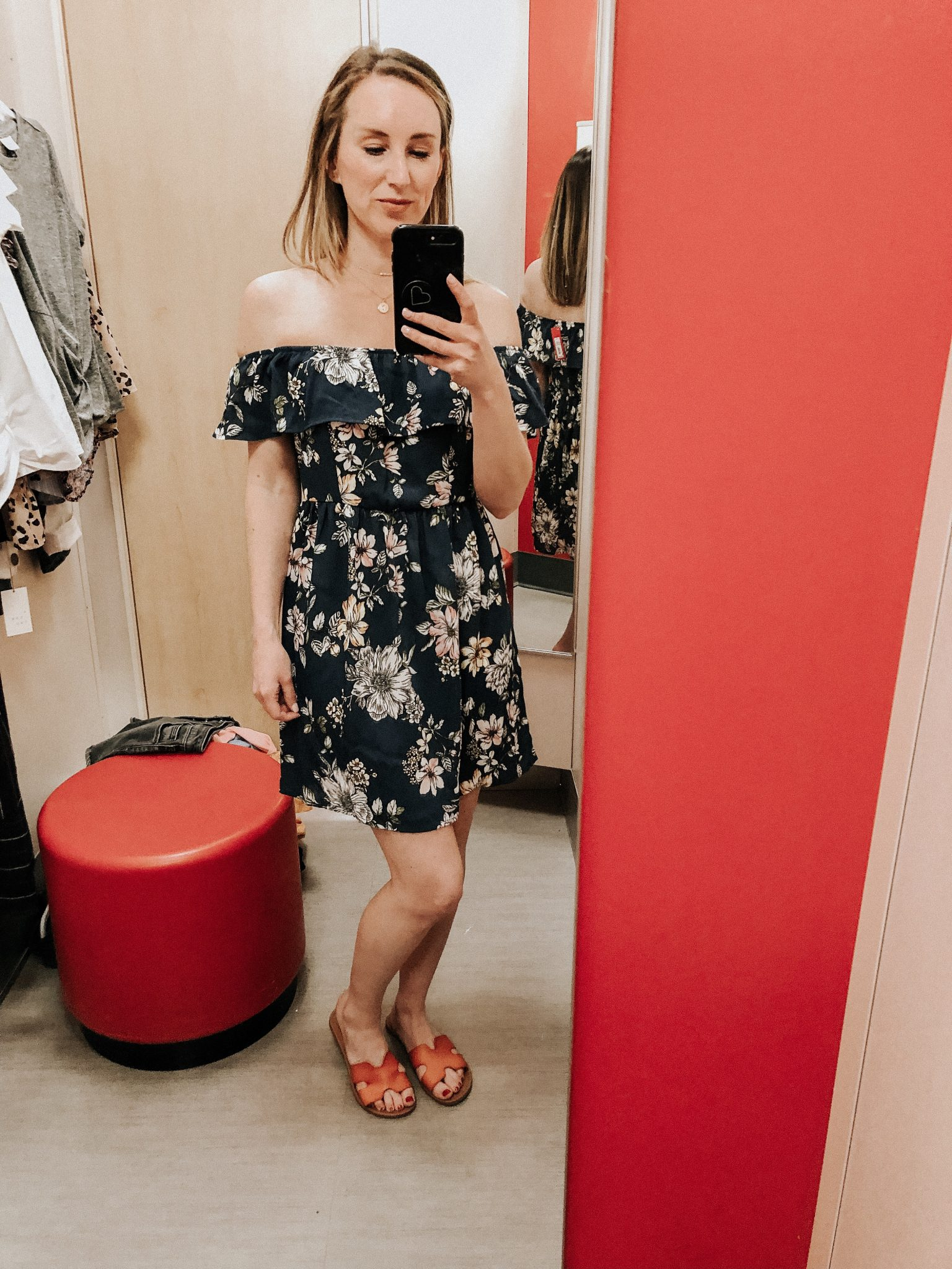 May Target Try On | Daily Splendor Life and Style Blog || spring outfit, floral dress, target clothes, #springoutfit #springstyle #targettryon