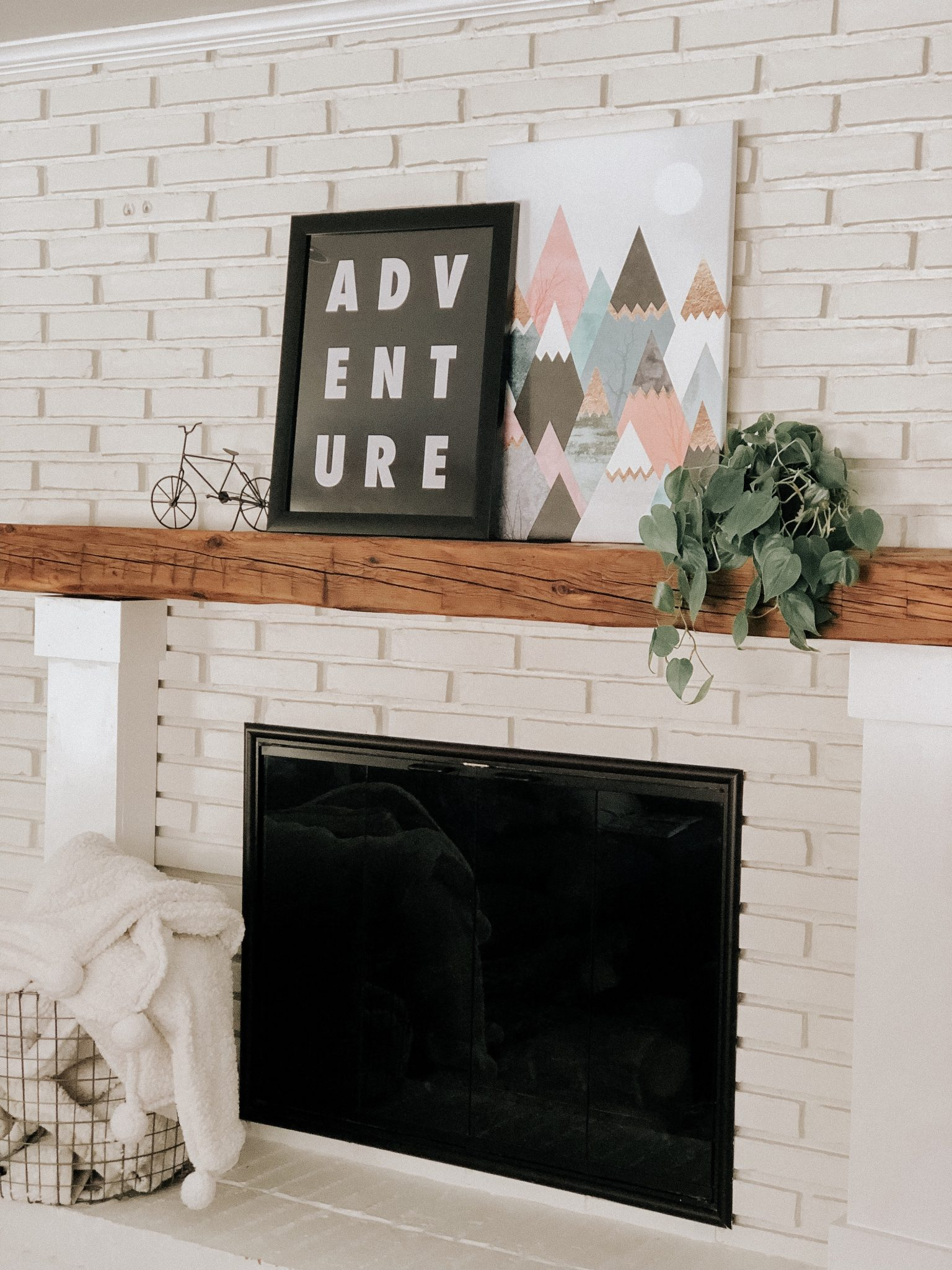 Target Decor Finds | Daily Splendor Life and Style Blog | home decor, mantle decor, fixer upper style #farmhousestyle #farmhousedecor #homeinspo #targetstyle #targetfinds #homestyle