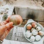 Simple slow cooker applesauce