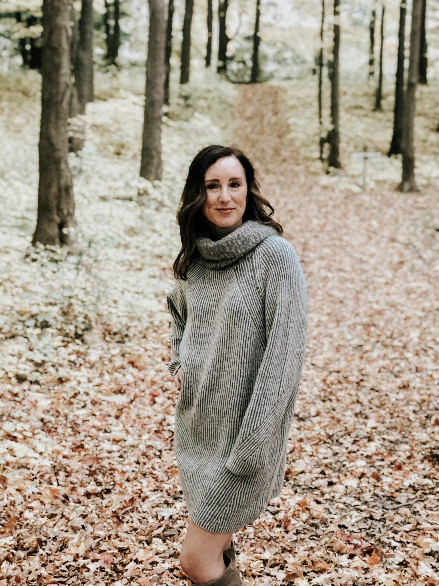 Winter sweater roundup | Daily Splendor Life and Style Blog | sweater dress #wintersweaters #fallsweater #turtlenecksweater #cozysweaters #topshop #nordstrom #darkhair #winterfashion #womensclothes #holidayoutfit #cozyclothes