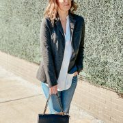 Timeless style for your everyday | Daily Splendor Life and Style Blog | Maxwell Scott handbags #classicstyle #leatherhandbag #timelessstyle