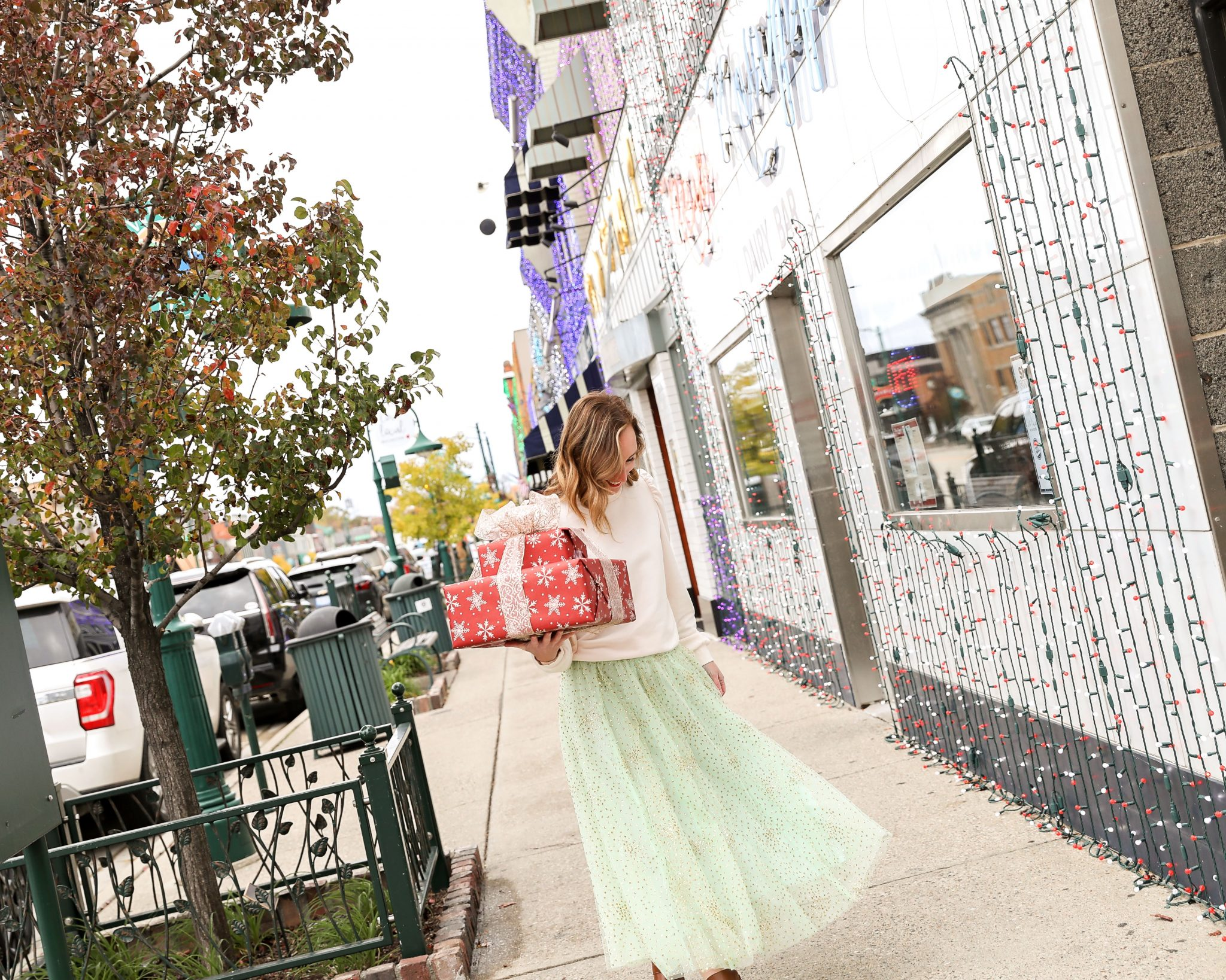 Holiday Gift Guides | Daily Splendor Life and Style Blog #giftgiving #christmaspresents #christmas2020 #giftguide #tulleskirt #michigan
