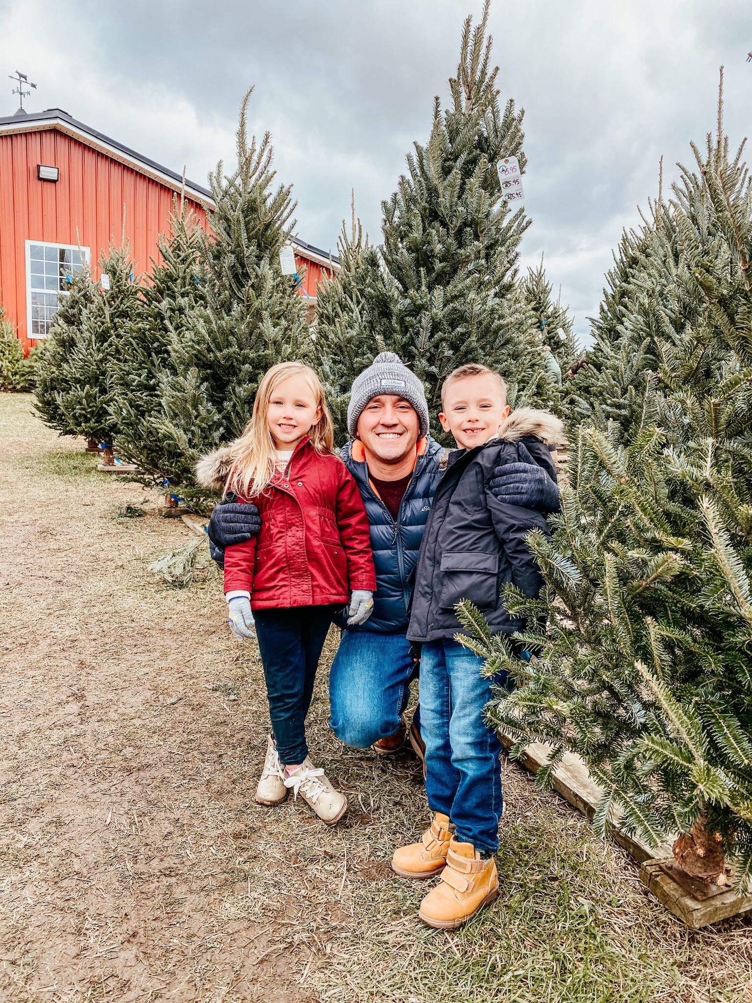 Winter outings with the family | Daily Splendor Life and Style Blog | Christmas Tree Farm #familychristmas #holidayfestivities #familyadventures #Christmastree #momlife