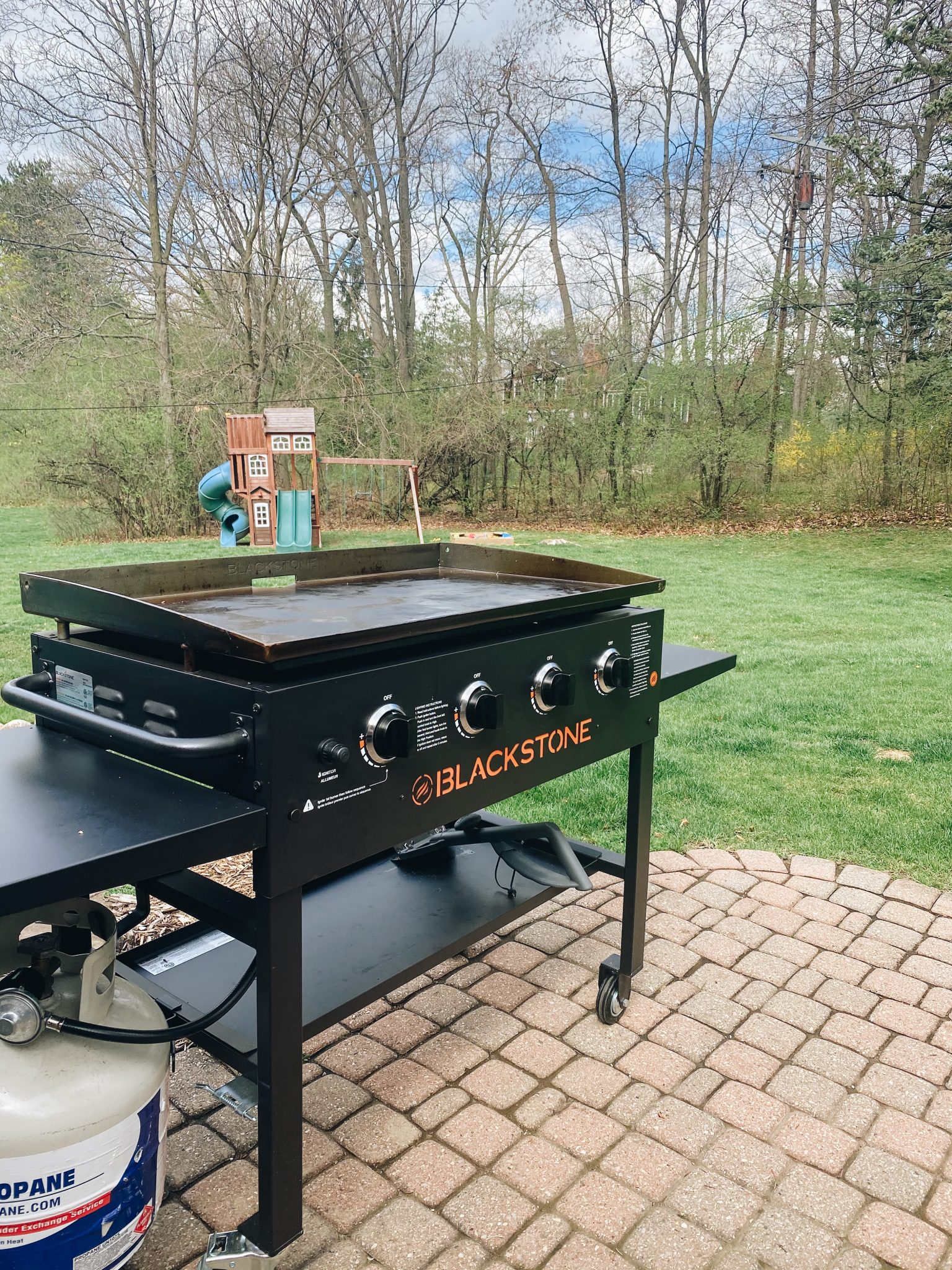 April favorites | Daily Splendor Life and Style Blog | Blackstone griddle #outdoorcooking